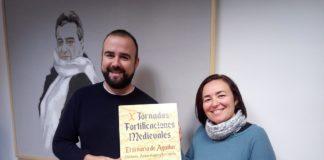 Antonio Cosano y Meli Carbajo han presentado hoy las jornadas